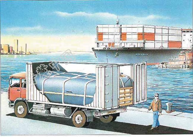CONTAINER TANK货柜式储水囊PRONAL储水囊产品新图